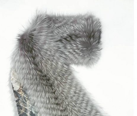 Изделие из меха Шарф Альберта » Меховая коллекция 2017